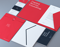 KSK Group branding 3d visualization