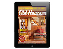 Old House Journal November/December Issue Digital