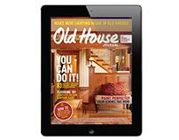 Old House Journal November/December Issue Digital