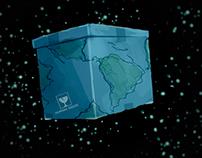 pale blue box..