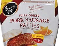 Quick'N Eat! Packaging