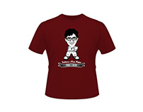 Custom t-shirt for a special event