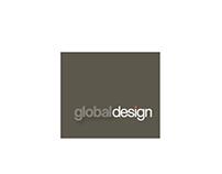 New Logo & Website for Globaldesign