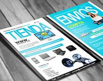 Flyer Design Vendotronic