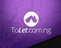 Tolet.com.ng New Design