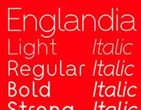 Englandia Font