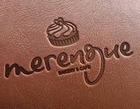Merengue - logo design