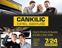 cankılıç opel servisi / Cankilic Opel Service
