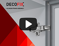 Decofix Hinge Systems Assembly Video