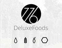 Packaging & Branding for 776 Deluxe Foods