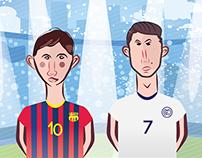 La Liga Stars 2014