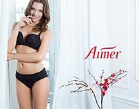 Aimer - Campaign A/W 2014-15