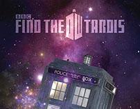 """Find the Tardis"" Transmedia Campaign"