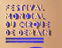 CIRQUE DE DEMAIN / Poster