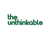 Logo, icon and Wordpress site for The Unthinkable