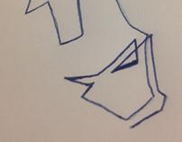 Oneline Marvel Doodles