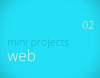 Mini Projects - Web (02)