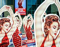 Kylie Minogue Campaign
