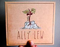 Ally Lew's Album Design