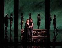 Tosca Produzione Teatro Petruzzelli di Bari