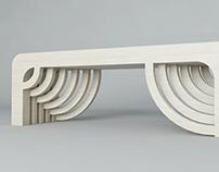 Bench design concept