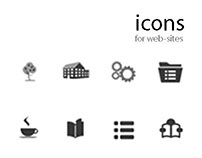 Create icons for the site http://zagorod.spb.ru