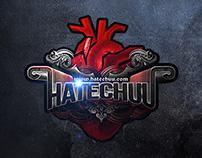 HateChuu - Personal logo