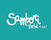 SAMBORI BEBÉ | Identidad Corporativa