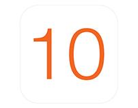 My First App - Calendar