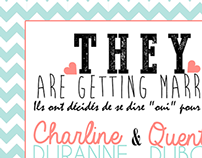 Mariage - Charline & Quentin