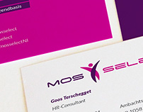 MOS Select | logo & stationary design