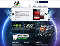 Evil Genius Technologies Website