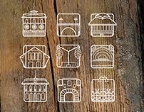 Logroño Icons