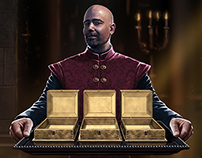 Quartermaster Character Game of Thrones Ascent