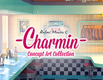 "Charmin ""Concept Art Collection"""
