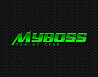 Myboss Gaming Gear - Website