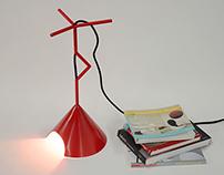 TAPER LAMP
