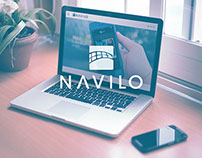 Navilo Mobile: Web design and Development