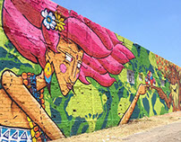 Street Art em Campinas | Sé x Rani Assal