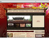 Tinh Hoa - Logo & Website