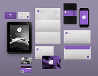 Spa & Beauty Club Brand Identity