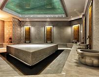'' Turkish Bath ''