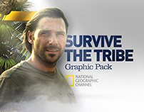 """SURVIVE THE TRIBE"" National Geographic channel"