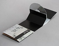 Pop-up CD packaging