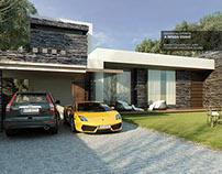 Residential Exterior: A Design Studio