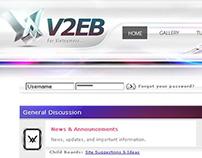 V2EB - Vanilla Skin