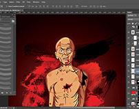Zombie Illustra!