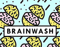 BRAINWASH illustrations