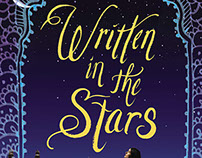 """Written in the Stars"" - Bookmark"