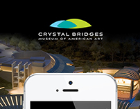 Crystal Bridges Museum of American Art App